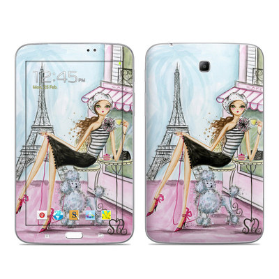 Samsung Galaxy Tab 3 7in Skin - Cafe Paris