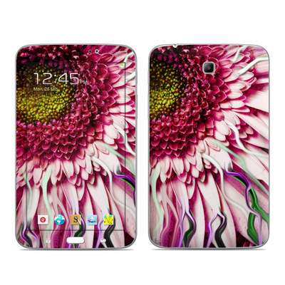 Samsung Galaxy Tab 3 7in Skin - Crazy Daisy