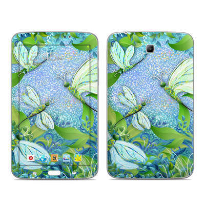 Samsung Galaxy Tab 3 7in Skin - Dragonfly Fantasy