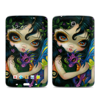 Samsung Galaxy Tab 3 7in Skin - Dragonling Child