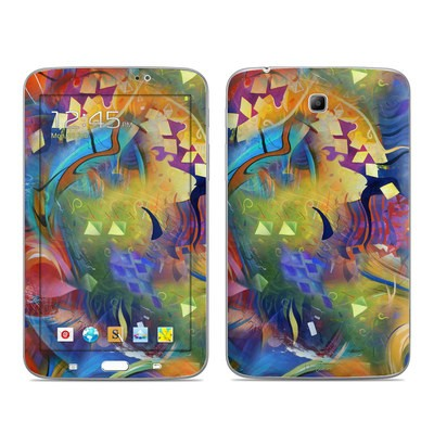 Samsung Galaxy Tab 3 7in Skin - Fascination