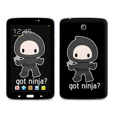 Samsung Galaxy Tab 3 7in Skin - Got Ninja