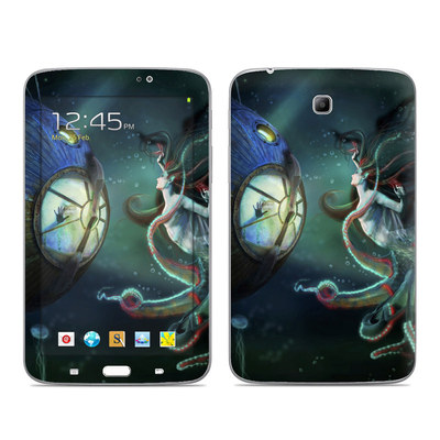 Samsung Galaxy Tab 3 7in Skin - 20000 Leagues