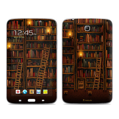 Samsung Galaxy Tab 3 7in Skin - Library