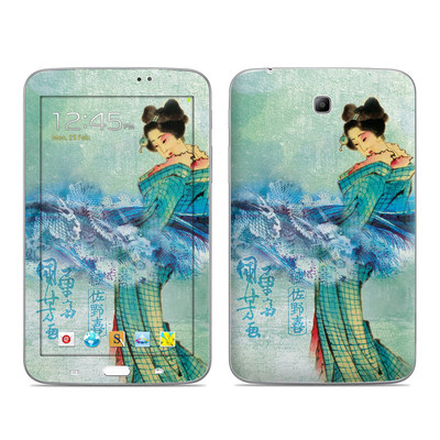 Samsung Galaxy Tab 3 7in Skin - Magic Wave