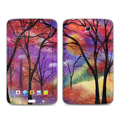 Samsung Galaxy Tab 3 7in Skin - Moon Meadow