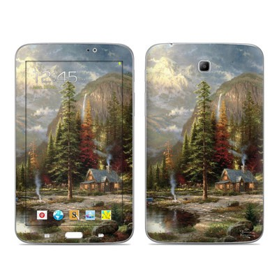 Samsung Galaxy Tab 3 7in Skin - Mountain Majesty