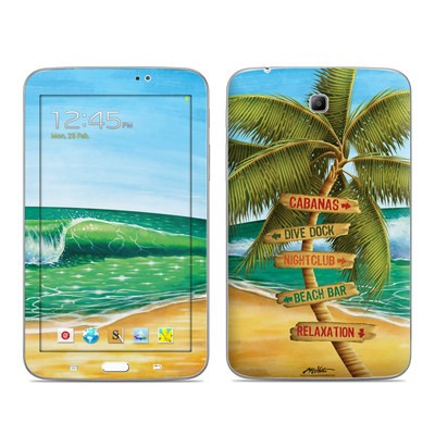 Samsung Galaxy Tab 3 7in Skin - Palm Signs