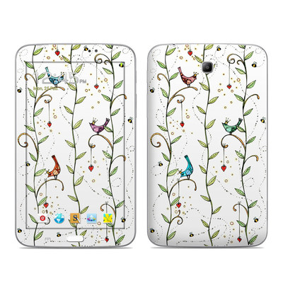 Samsung Galaxy Tab 3 7in Skin - Royal Birds