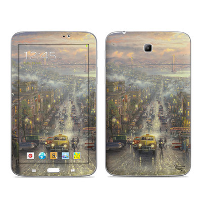 Samsung Galaxy Tab 3 7in Skin - Heart of San Francisco