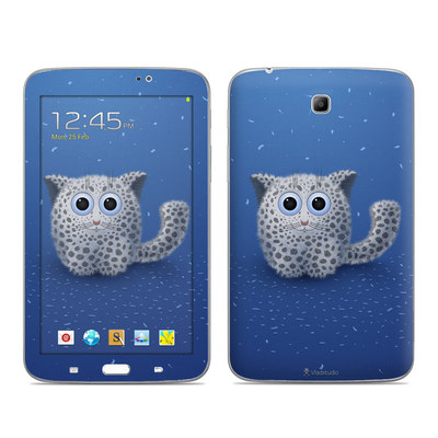 Samsung Galaxy Tab 3 7in Skin - Snow Leopard