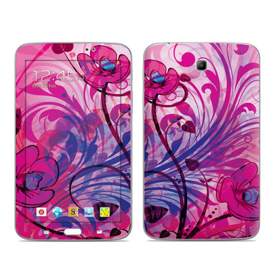 Samsung Galaxy Tab 3 7in Skin - Spring Breeze