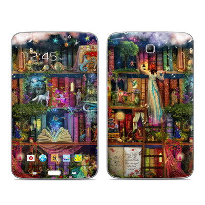 Samsung Galaxy Tab 3 7in Skin - Treasure Hunt