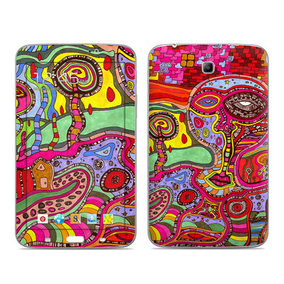 Samsung Galaxy Tab 3 7in Skin - The Wall
