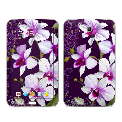 Samsung Galaxy Tab 3 7in Skin - Violet Worlds