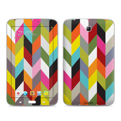 Samsung Galaxy Tab 3 7in Skin - Ziggy Condensed