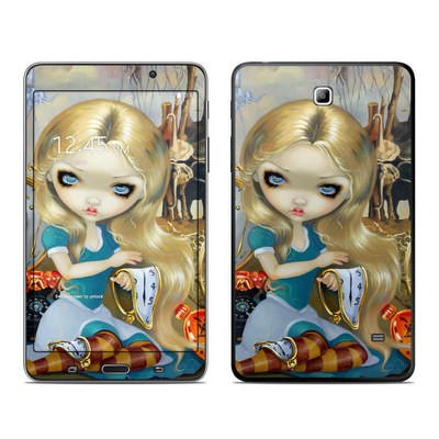 Samsung Galaxy Tab 4 7in Skin - Alice in a Dali Dream