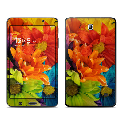 Samsung Galaxy Tab 4 7in Skin - Colours