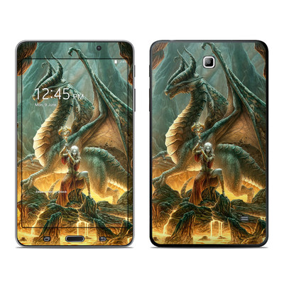 Samsung Galaxy Tab 4 7in Skin - Dragon Mage
