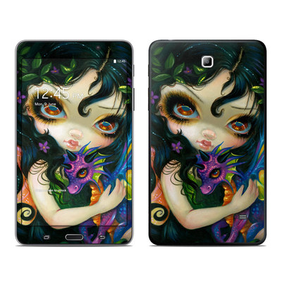 Samsung Galaxy Tab 4 7in Skin - Dragonling Child