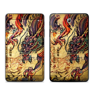 Samsung Galaxy Tab 4 7in Skin - Dragon Legend