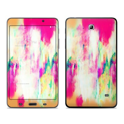 Samsung Galaxy Tab 4 7in Skin - Electric Haze