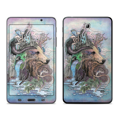 Samsung Galaxy Tab 4 7in Skin - Forest Warden