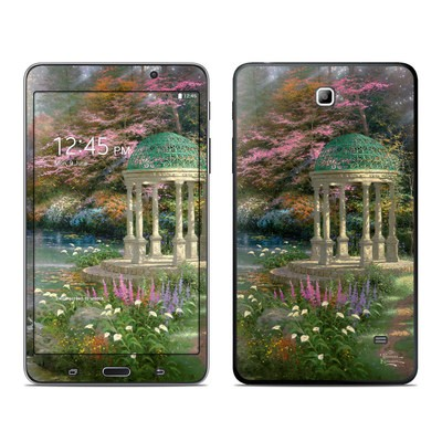 Samsung Galaxy Tab 4 7in Skin - Garden Of Prayer