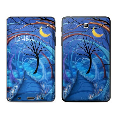 Samsung Galaxy Tab 4 7in Skin - Ichabods Forest