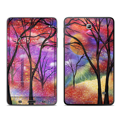 Samsung Galaxy Tab 4 7in Skin - Moon Meadow