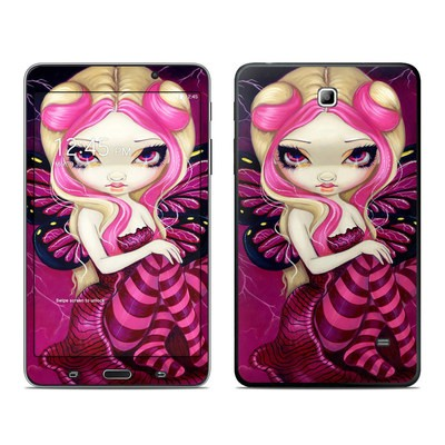 Samsung Galaxy Tab 4 7in Skin - Pink Lightning