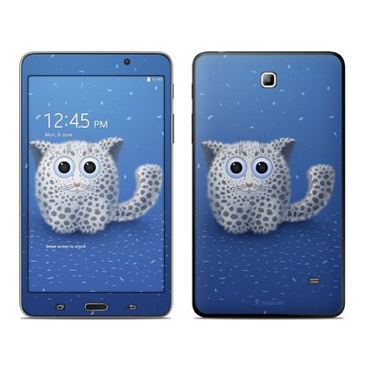 Samsung Galaxy Tab 4 7in Skin - Snow Leopard