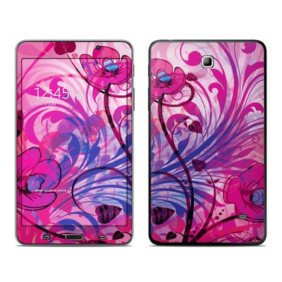 Samsung Galaxy Tab 4 7in Skin - Spring Breeze
