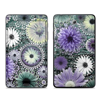 Samsung Galaxy Tab 4 7in Skin - Tidal Bloom