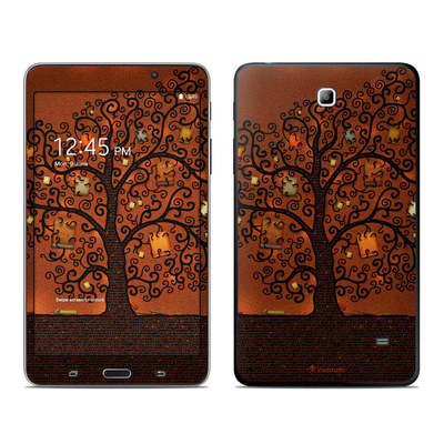 Samsung Galaxy Tab 4 7in Skin - Tree Of Books