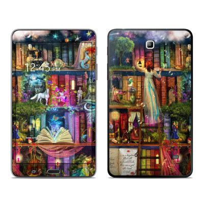 Samsung Galaxy Tab 4 7in Skin - Treasure Hunt