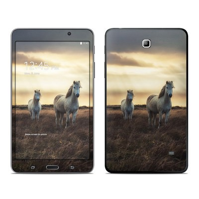 Samsung Galaxy Tab 4 7in Skin - Hornless Unicorns