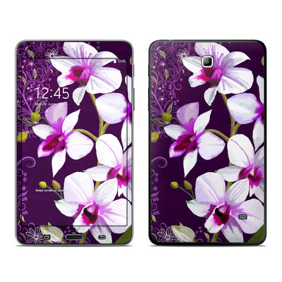 Samsung Galaxy Tab 4 7in Skin - Violet Worlds