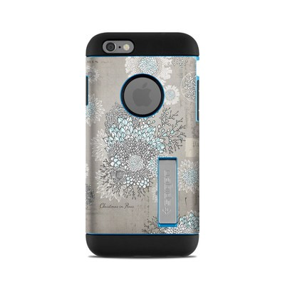 Spigen iPhone 6 Tough Armor Case Skin - Christmas In Paris
