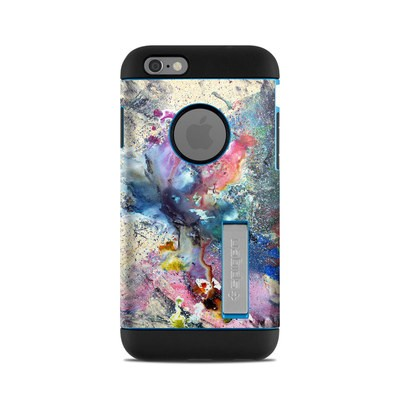 Spigen iPhone 6 Tough Armor Case Skin - Cosmic Flower