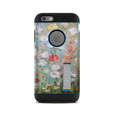 Spigen iPhone 6 Tough Armor Case Skin - Flower Blooms