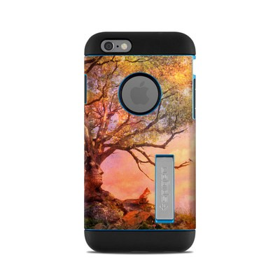 Spigen iPhone 6 Tough Armor Case Skin - Fox Sunset