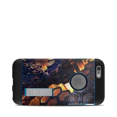 Spigen iPhone 6 Tough Armor Case Skin - Hivemind