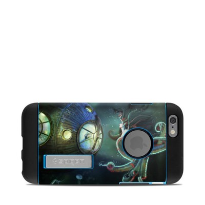 Spigen iPhone 6 Tough Armor Case Skin - 20000 Leagues