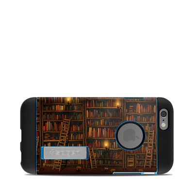 Spigen iPhone 6 Tough Armor Case Skin - Library