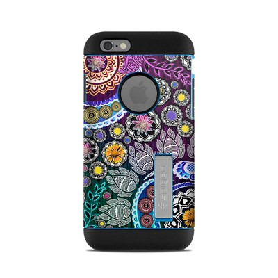 Spigen iPhone 6 Tough Armor Case Skin - Mehndi Garden