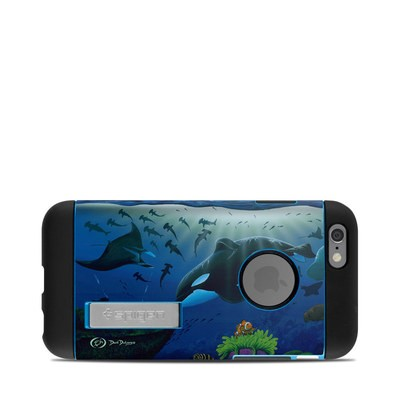 Spigen iPhone 6 Tough Armor Case Skin - Oceans For Youth