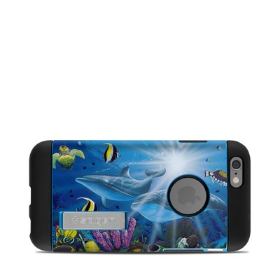 Spigen iPhone 6 Tough Armor Case Skin - Ocean Friends