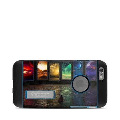 Spigen iPhone 6 Tough Armor Case Skin - Portals