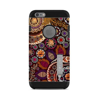 Spigen iPhone 6 Plus Tough Armor Case Skin - Autumn Mehndi